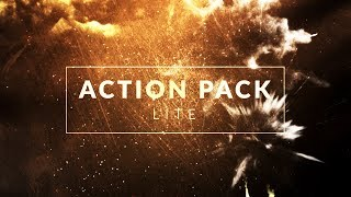Action Pack Lite: 25 Free Action Compositing Elements | RocketStock