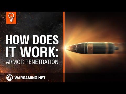 Explaining Mechanics - Armor Penetration