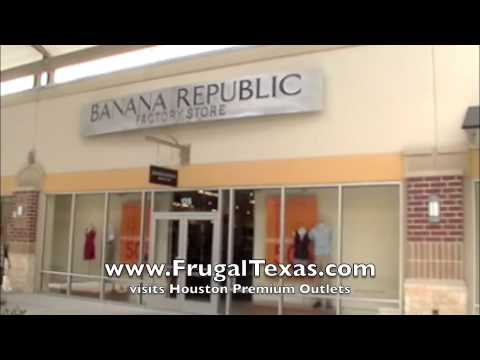 Houston Premium Outlets - Frugal Things to Do in Houston from www.SpendWiselyTexas.com