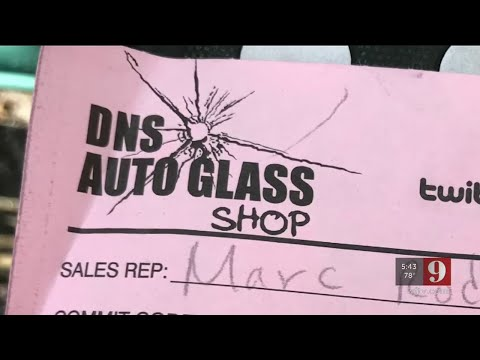 Video: Action 9: Windshield repair scams in your neighborhood