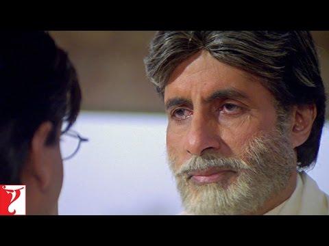 Dialogue - Mohabbatein | Iss Imarath Ki Neev | Amitabh Bachchan | Shah Rukh Khan