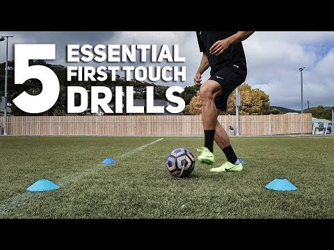 5 Essential First Touch Drills Every Player Should Master