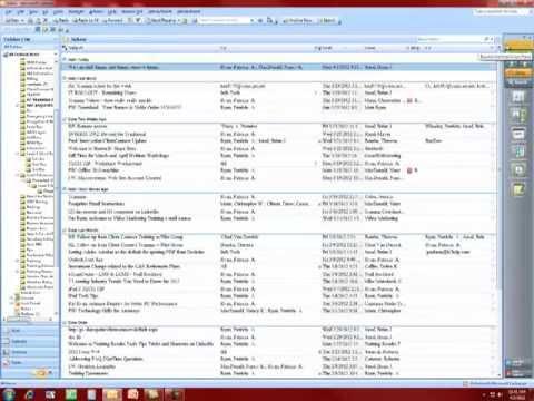 Clientconnect Outlook Pane