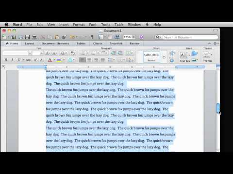 Lesson 7 - Change the document layout in Word