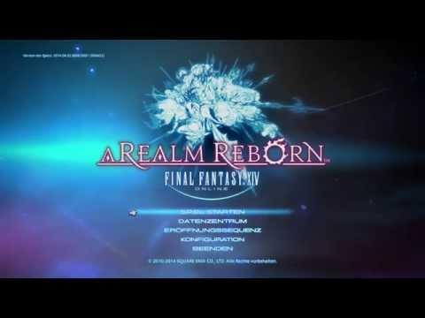 FINAL FANTASY XIV: A Realm Reborn -- First Look @ PS4 Beta!