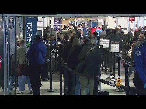 Newark Airport Security Plan