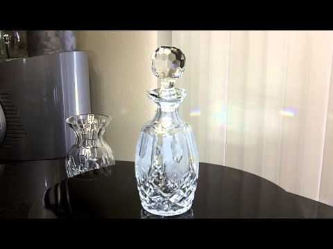 Waterford Crystal Decanter Giftware
