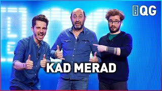 LE QG 36 - LABEEU & GUILLAUME PLEY avec KAD MERAD