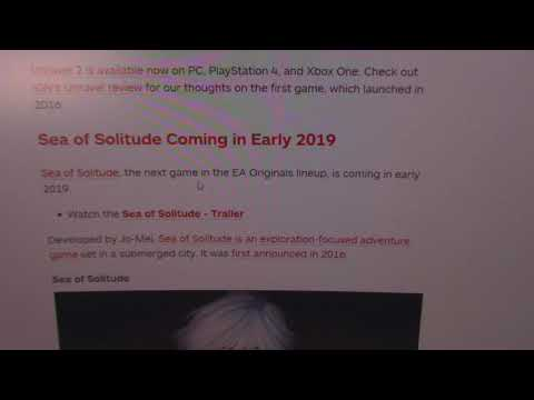 E3 expo Electronic Arts EA press conference 2018 highlights SAVE yourself 2 HOURS!