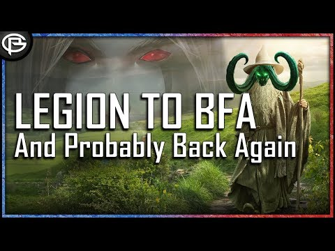 Legion to BfA - Final Thoughts on the Mistakes