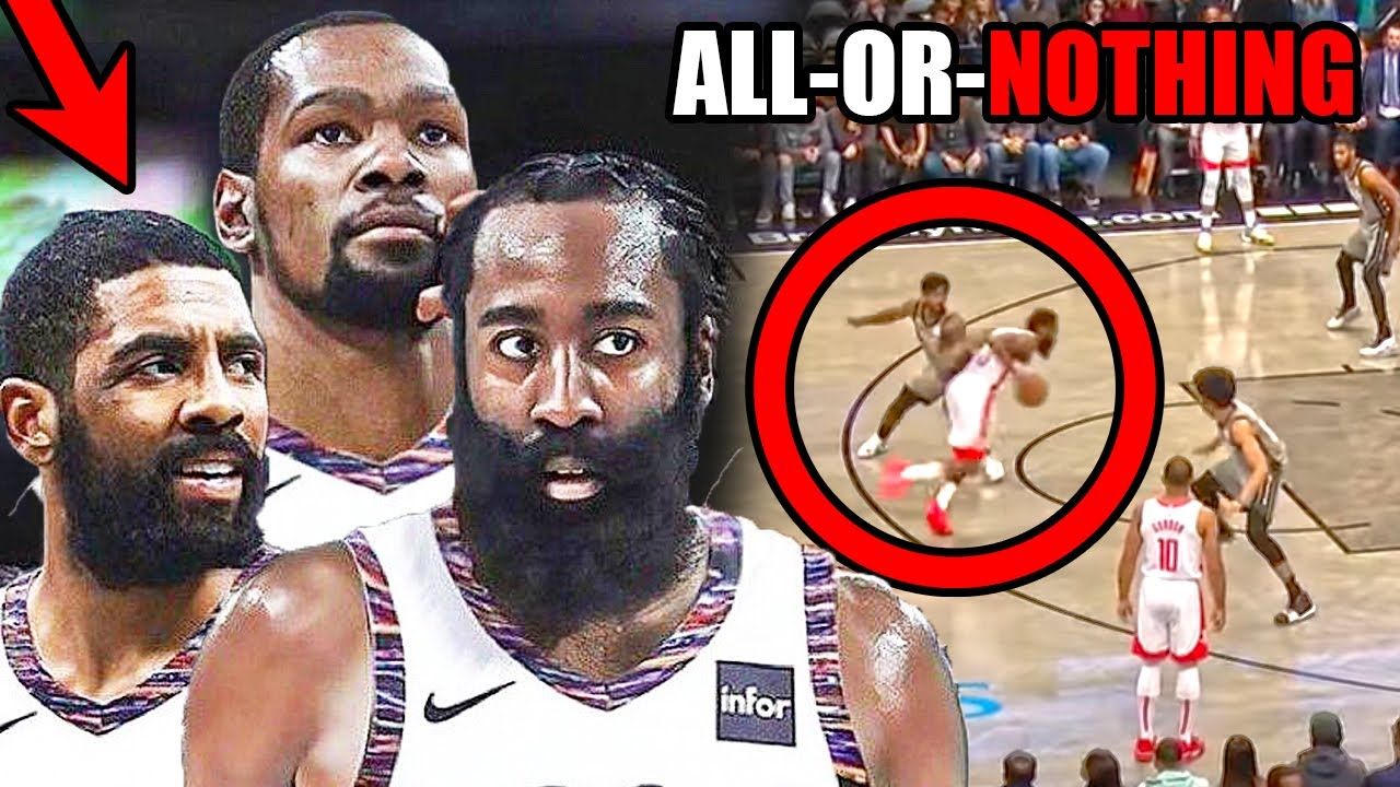 What You Don't REALIZE About The James Harden Trade To The Nets (Ft. Kyrie, Durant, NBA Personas)