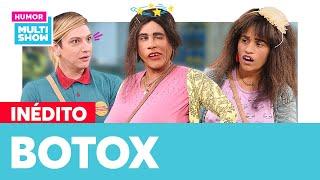 INÉDITO: Graça colocou BOTOX e está sofrendo efeitos colaterais! 😂   Tô De Graça   19.08.2019 EP02