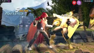 Hood vs. Hyperion (Aspect of War)