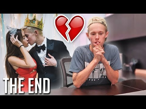 breaking up with my first love. (not clickbait)