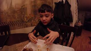 Download Sam's Spicy Wings Challange! Warning Do Not Try This At Home! Video