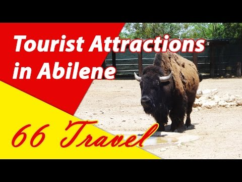 List 10 Top Tourist Attractions in Abilene, Texas | Travel to United States