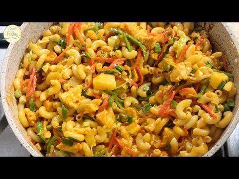 Chicken Macaroni Recipe - Kids Special Recipe | Cook With Fariha (2018)