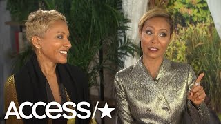 Download Jada Pinkett Smith Takes On Rumors That She & Will Smith Haven't Slept Together In Years | Access Video