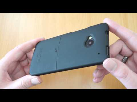 HTC One Case Review - Seidio Surface Black