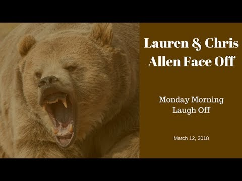 Chris & Lauren Battle It Out With Really Bad Jokes This Week [March 12, 2018]