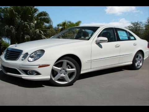Export Mercedes E-Class E350 E550 Sport Luxury - USA Export Experts