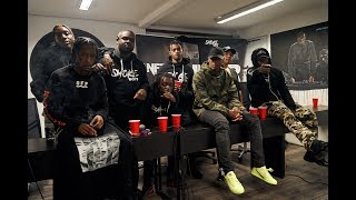 [NFTR] Section Boyz change name to Smoke Boys talk Don