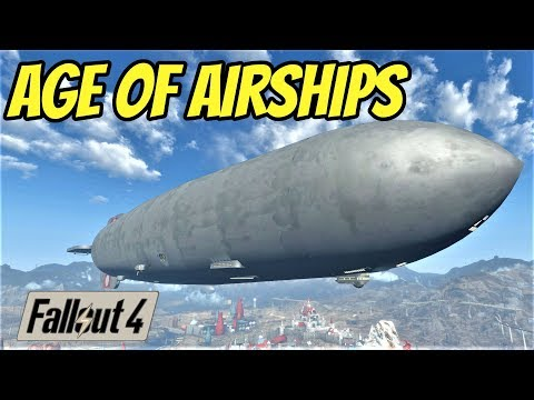 Age of Airships: A Fallout 4 Mod PS4 PC Xbox