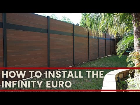 Infinity Fence Installation