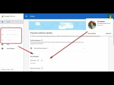 How To Change Country Adsense Account 2018 Work 100%