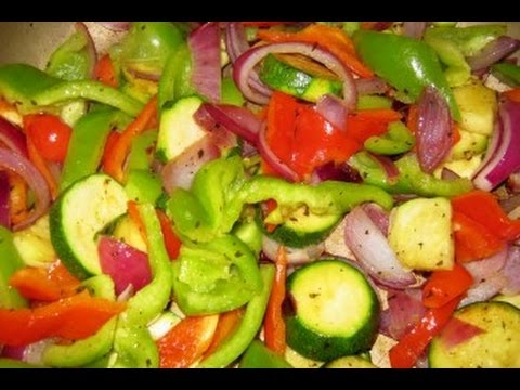 How To Cook Vegetables Healthy for Anti Aging Nutrition