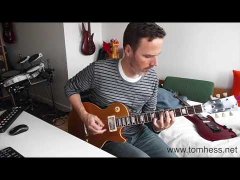 Tom Hess Guitar Playing And Music Contest – Nikolaj Christensen