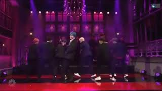 Download BTS - Boy With Luv SNL Video