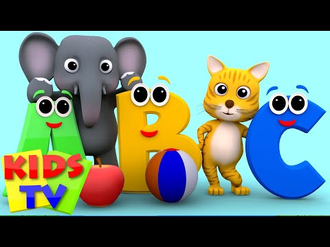 phonic song | alphabets song | learn abc | nursery rhymes | kids songs | kids tv