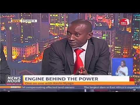 Engine Behind the Power - Kevin Nyaga