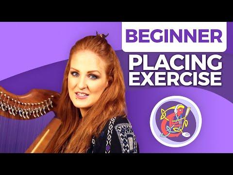Irish Harp Lesson: Learn
