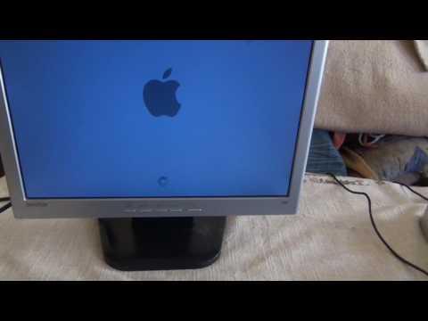 Apple iMac mini Desktop - Model A1103 TM    Mac OS X