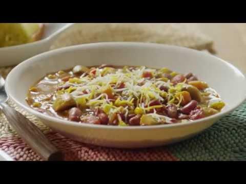 How to Make Vegetarian Chili   Vegetarian Recipes   Allrecipes.com