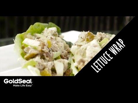 GoldSeal Lettuce wrap