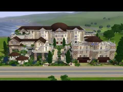 Sims 3 - Mansion