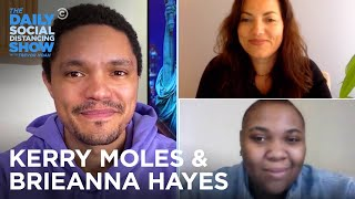 Kerry Moles & Brieanna Hayes - CASA-NYC and Improving Foster Care   The Daily Social Distancing Show