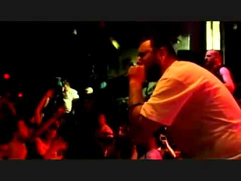 The Acacia Strain shreds - Vince Has Tourettes (LIVE)