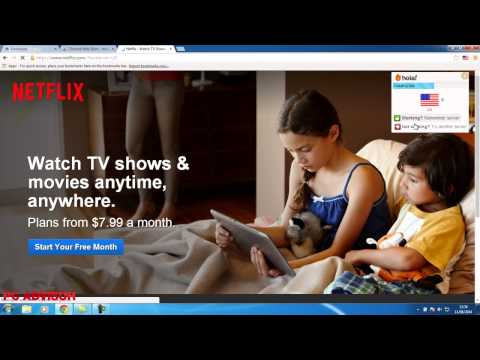 How to watch US Netflix in the UK - PC Advisor