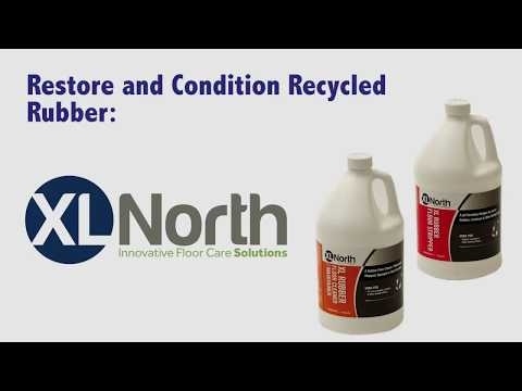 Restore and Condition Recycled Rubber