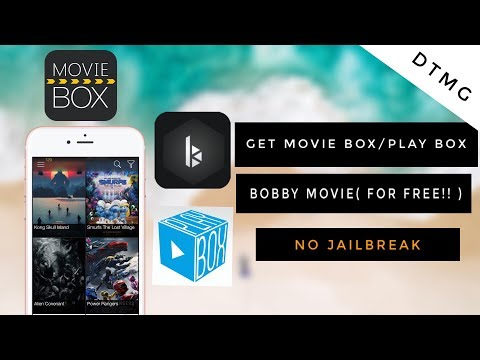 Best App To Download/Stream Movies On iphone/ipad/ipod For Free(NO JAILBREAK) |2017|