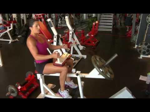 How to Do Seated Calf Raises