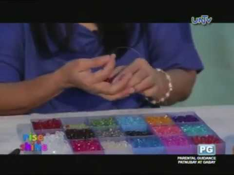 How to make coin purse made of beads