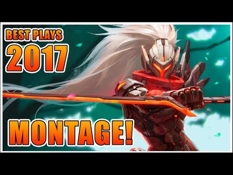 TheWanderingPro - Best Plays Of 2017 Yasuo Montage !