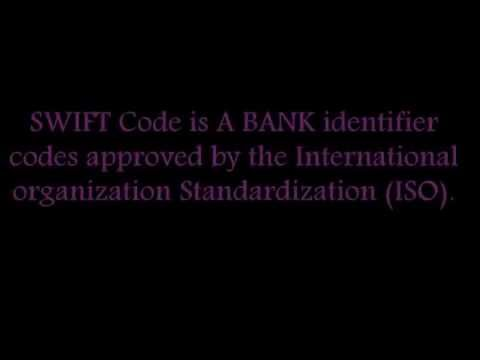 Bank Swift Code Means