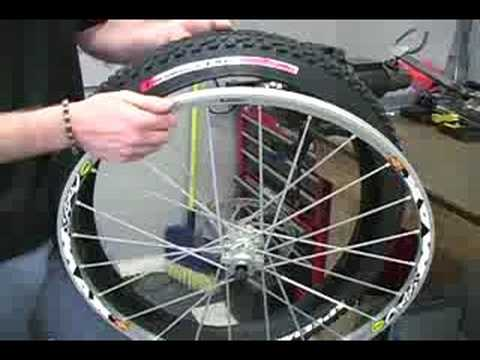 How to Change a Mountain Bike Tire