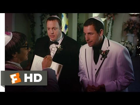 I Now Pronounce You Chuck & Larry (5/10) Movie CLIP - Chuck and Larry Get Married (2007) HD